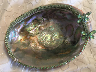 Abalone Shell Creation by Me