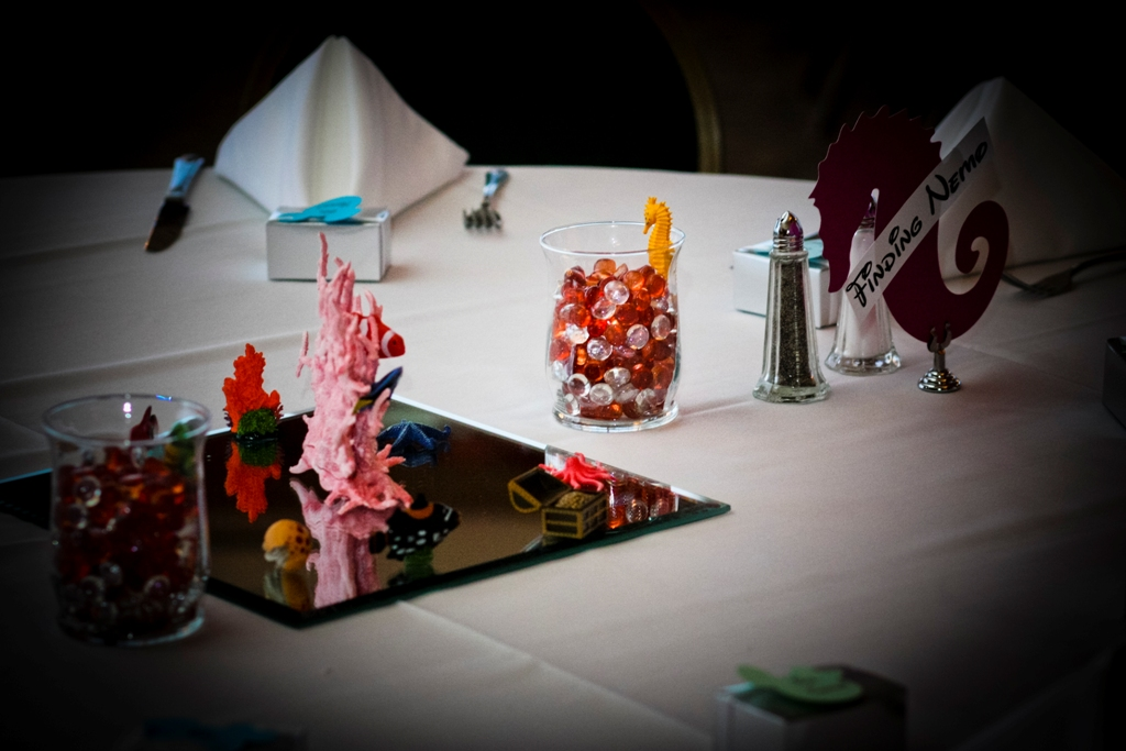 Ultimate Disney Weddings Centerpieces Part Two This Fairy Tale Life