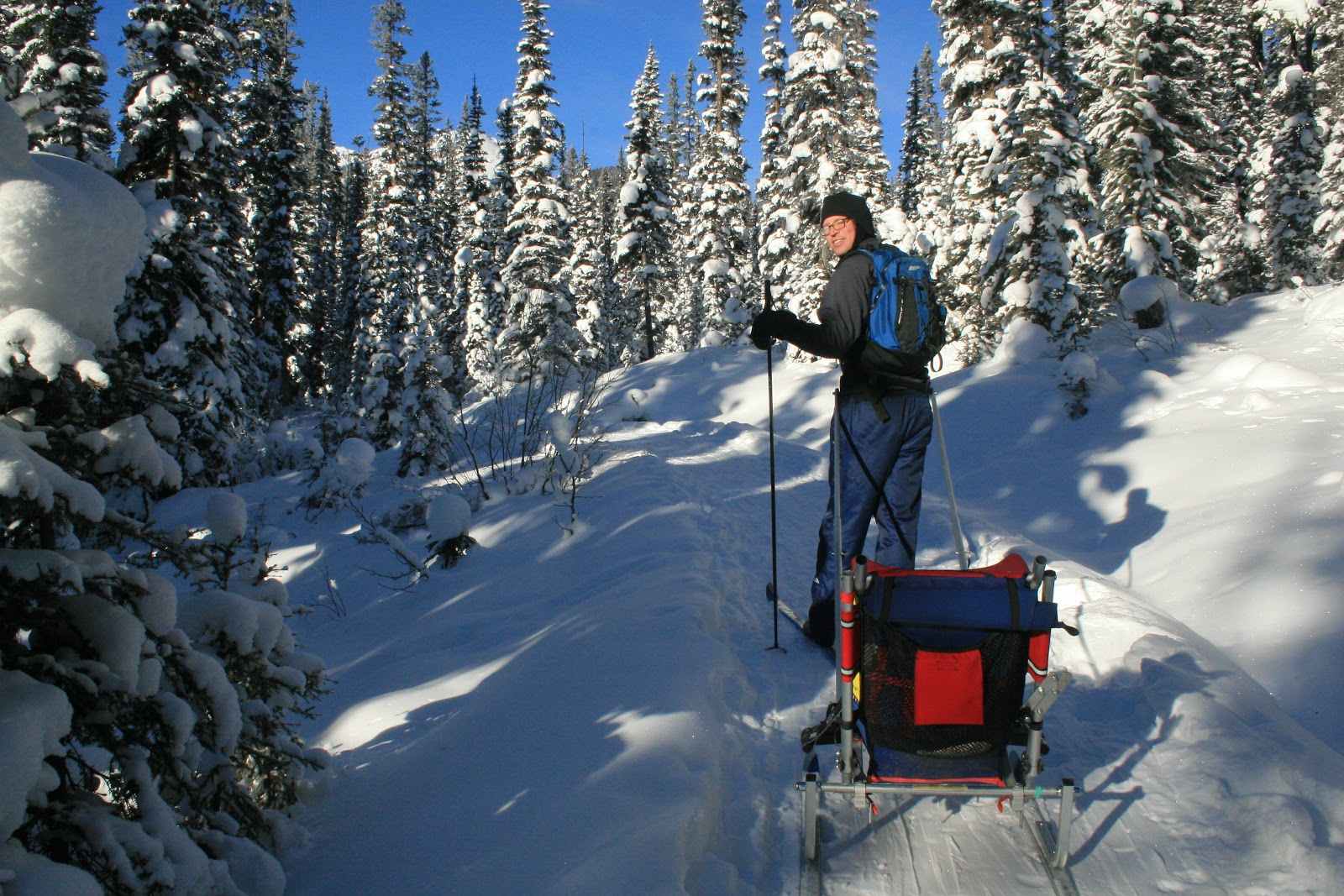 Family Adventures in the Canadian Rockies: Winter ...