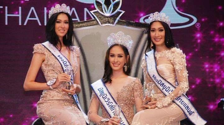 Miss Universe Thailand 2014 winner Weluree Ditsayabut