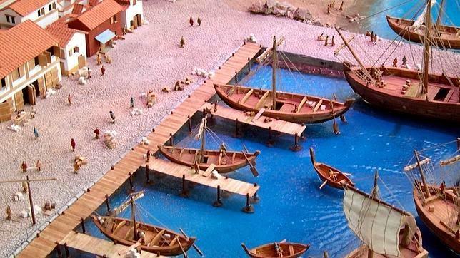 Persona juridica y puerto romano