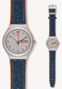 Swatch YGS763 (DENIM)