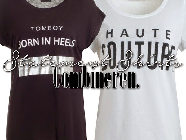 Statement Shirts Combineren.