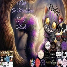 #Hash In Wonderland