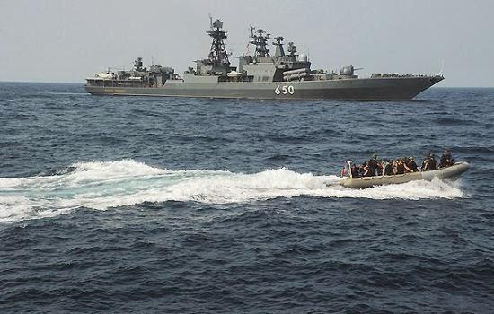 Kapal perusak dari kelas Udaloy II