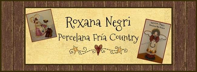 Roxana Negri -  Porcelana Fría Country
