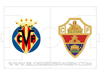 Prediksi Pertandingan Villarreal vs Elche