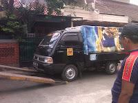 Pengambilan Mitsubishi Pick Up B 9409 DF Palembang