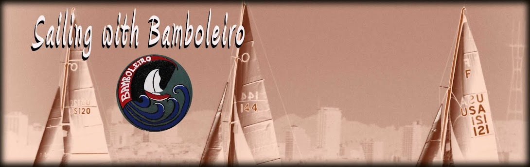 Sailing with Bamboleiro