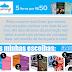 Promoção de livros no Submarino (5 por R$50)