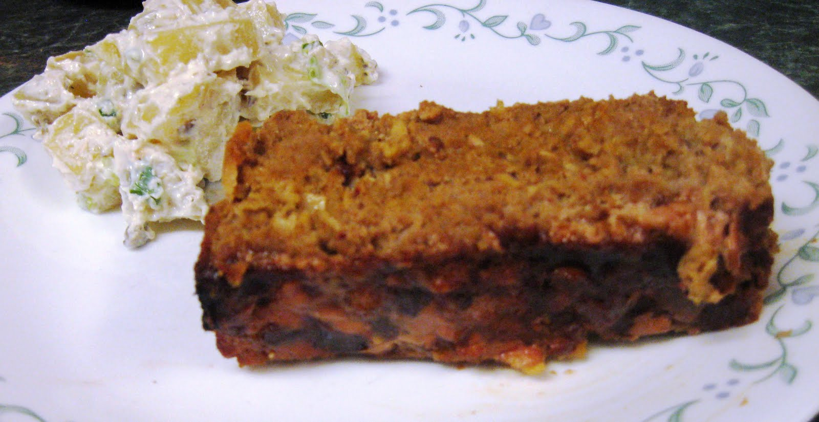 Debbi Does Dinner... Healthy & Low Calorie: Smokey Chipotle Meatloaf