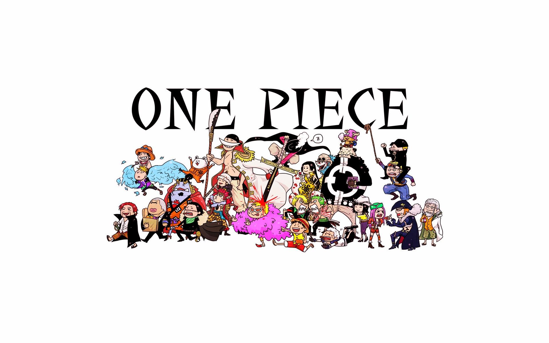 One Piece Anime Chibi Hd Wallpaper 1920x1200 2g