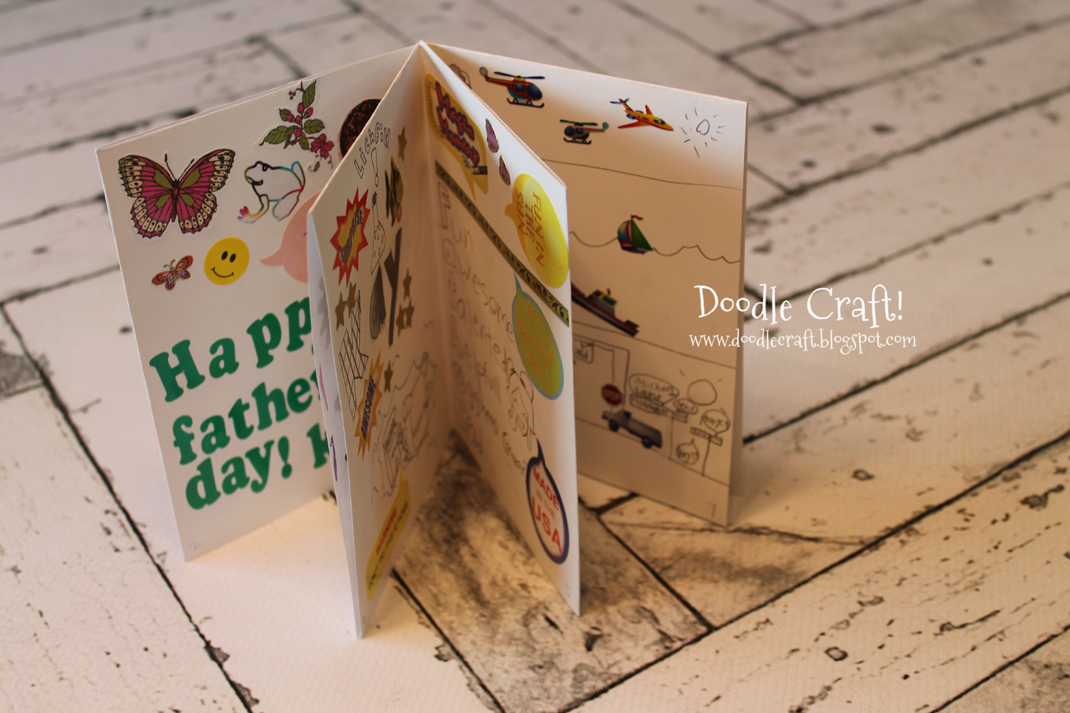 how to make an origami book with 1 sheet paper