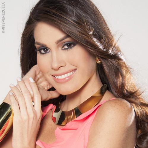Fashion Model Maria Gabriela Isler