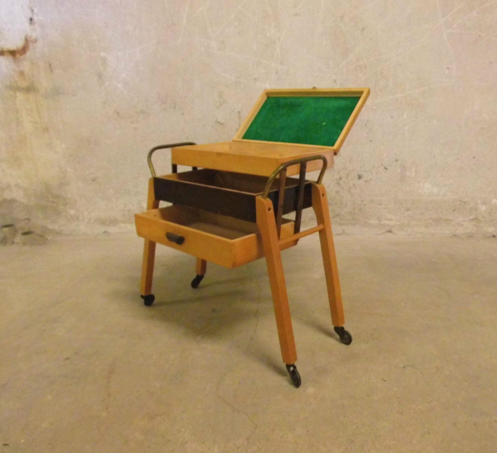 Area dise o vintage mueble auxiliar dise o a os 50 - Mueble anos 50 ...