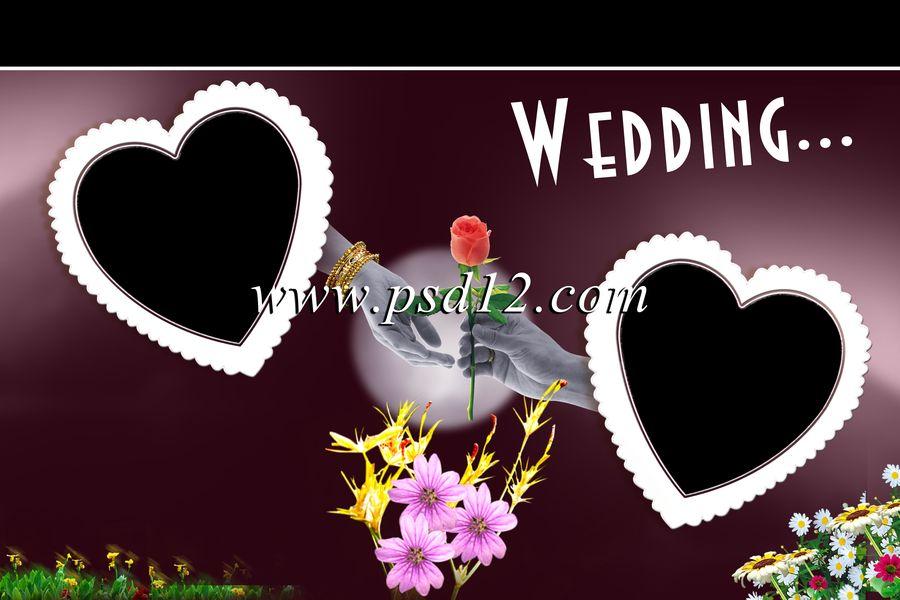 ... wedding album design karishma album frames karizma type background