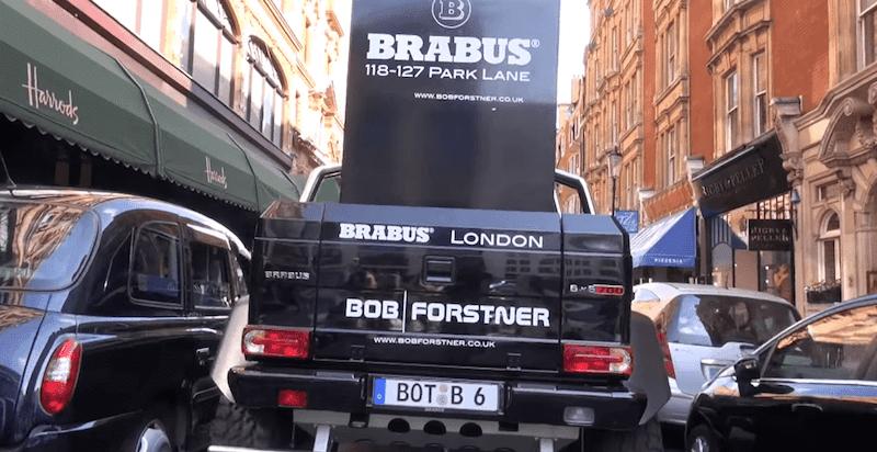 BRABUS B63S 700 6×6