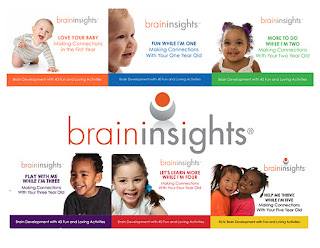 Early Brain Development Activity Packets The Brain Development Series from Brain Insights