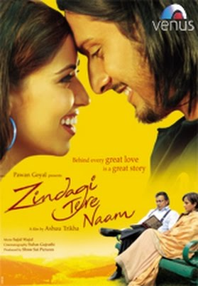 Zindagi Tere Naam 2012 Hinid Movie