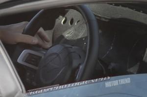 Sneak Peek: 2015 Ford Shelby Mustang GT350