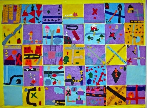 black history art projects for children North Clarion