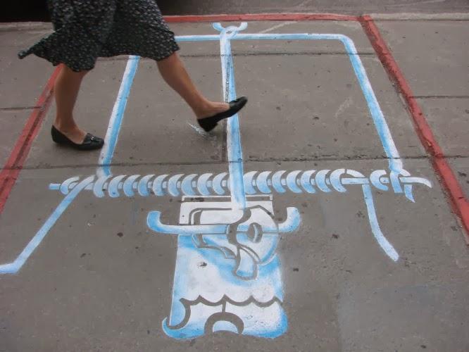 Street Art - Pintando sobre el Asfalto 25