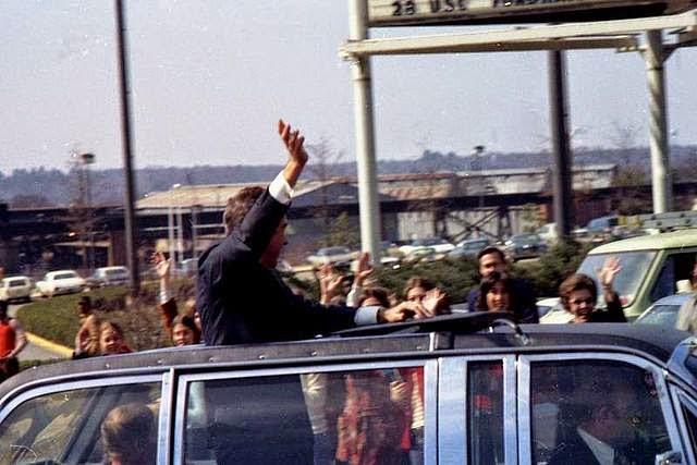 President Nixon Secret Service