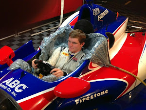 Indy 500 Rookie Conor Daly