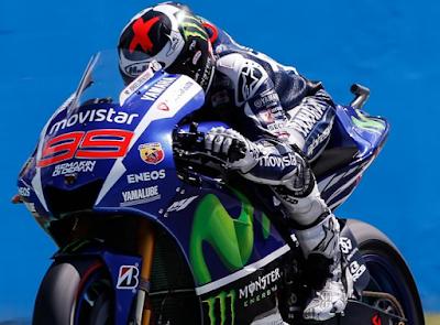 Ngacir! Lorenzo Perpanjang Kemenangan di Kandang Rossi