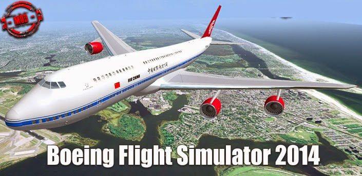 Boeing Flight Simulator 2014 apk
