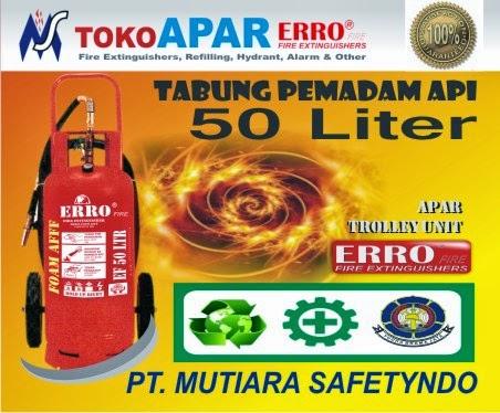Alat Pemadam Api 50 Liter Foam AFFF