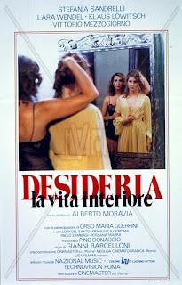 Внутренняя жизнь / Desideria: La vita interiore. 1980.