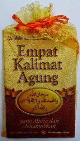 Souvenir Pernikahan Islami