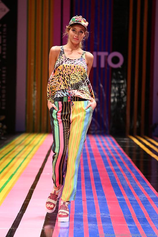 Benito Fernandez primavera verano 2015 moda.