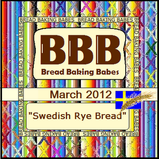 The Sour Dough: Bread Baking Babes: Swedish Rye
