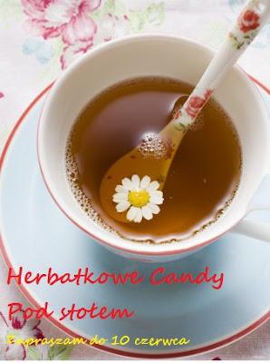 Herbatkowe Candy u Iwony