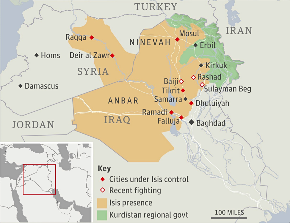 What Continent Is Iraq In Map - What continent is syria in