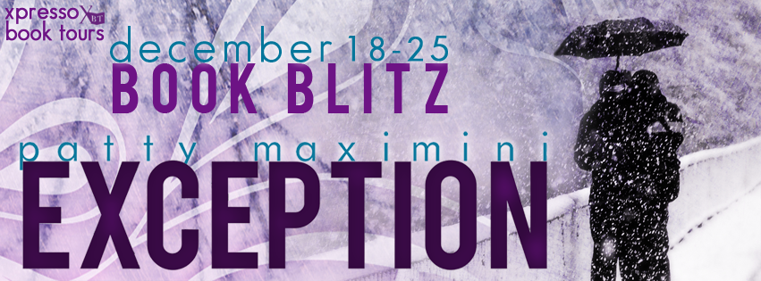Exception Blitz and Giveaway