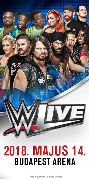 WWE Live Budapest