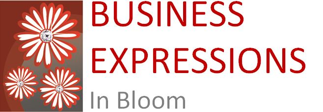 Business Expressions in Bloom