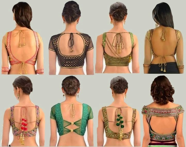 saree blouse design 2016 | latest-Fashion9.com, Latest Fashion trends ...