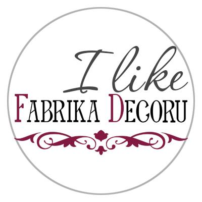 """Люблю """"Фабрику Декору""""!!!"""