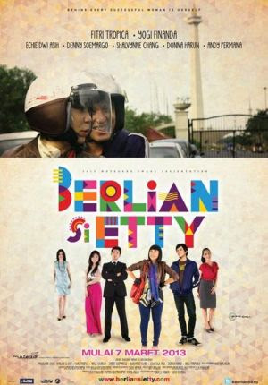 Berlian Si Etty Film
