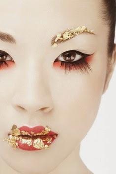 Bellezza orientale, Bellezza giapponese, bellezza coreana