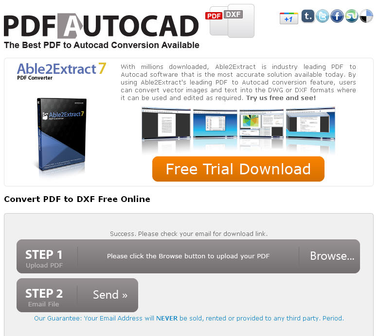 pdf to autocad converter with layers online