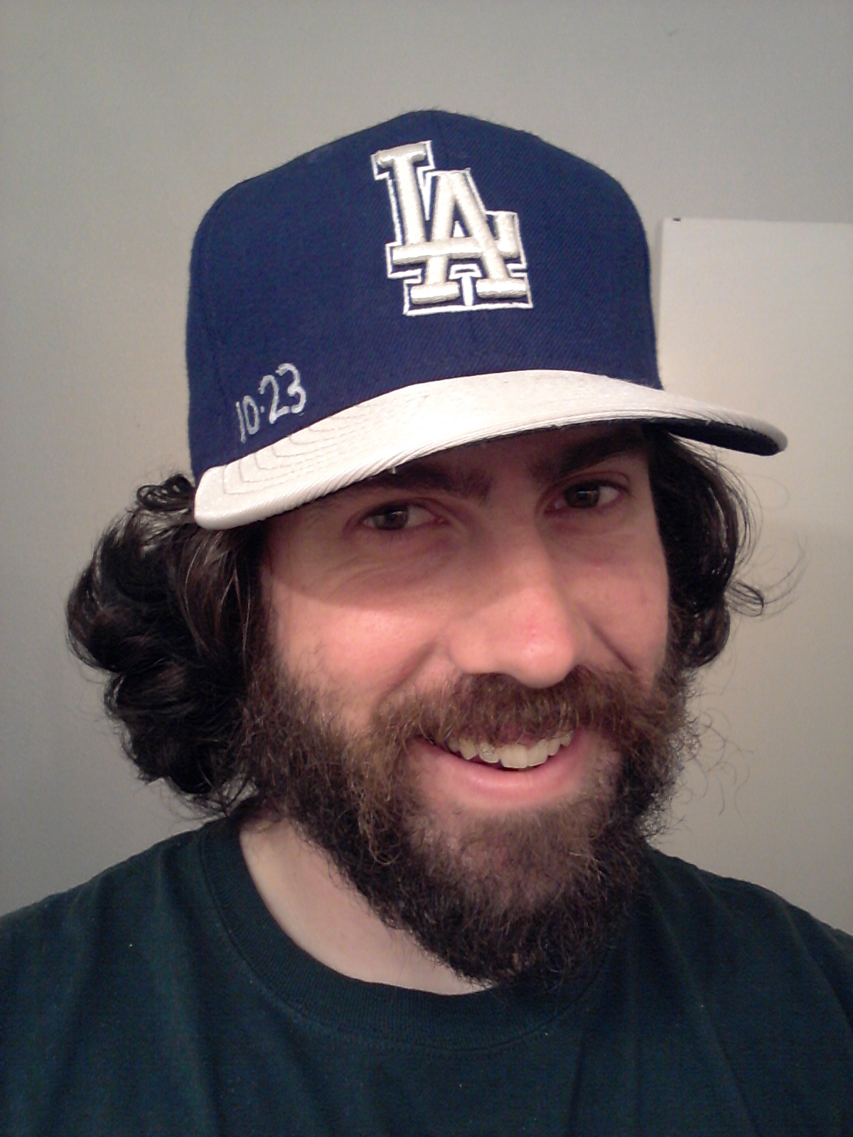 Hats and Tats  A Lifestyle  July 2- Los Angeles Dodgers 72662079cfd