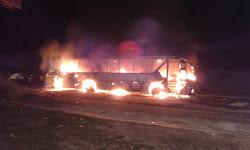 Accidente sufrido por ANFAD y Grupo de Docentes