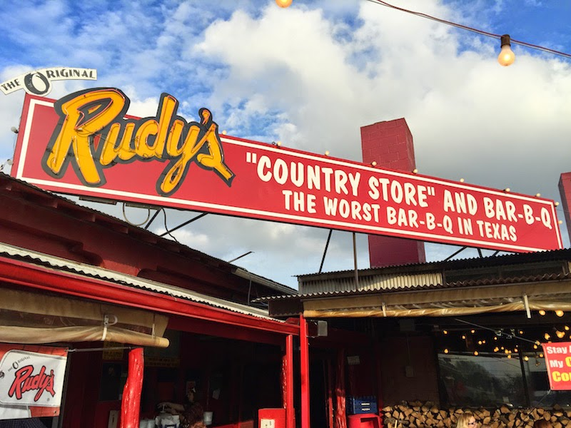 Worst Bbq In Texas At The Original Rudy S Country Store