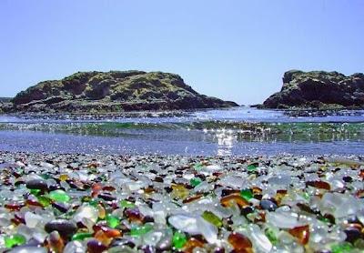ide--gue.blogspot.com - Berkunjung ke pantai KACA di california!!