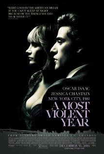 Sinopsis Film A Most Violent Year